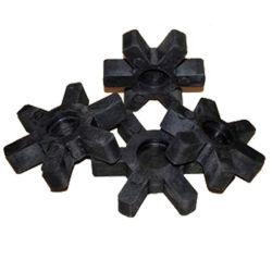 Custom NBR резиновой звездочкой кулачкового типа муфты