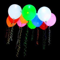 Éclairage par LED clignotant Parti Latex ballon Ballon de lumière