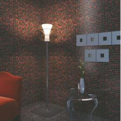 Mosaico de vidrio decorativo para materiales de construcción