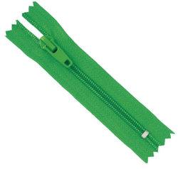 Chiusura lampo di plastica di nylon impermeabile invisibile del poliestere dei cappotti dei pattini del rivestimento del sofà della bobina bidirezionale della tenda (NZ80701)