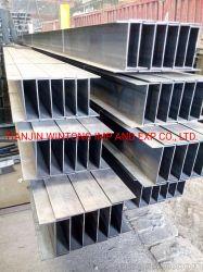Fascio strutturale d'acciaio principale laminato a caldo a basso tenore di carbonio del blocco per grafici H per le costruzioni