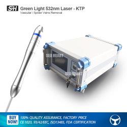 管/くものための緑色航法燈532nmレーザーは取り外しを張りめぐらす