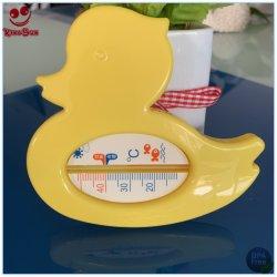 Cartoon Baby baño termómetro para medir la temperatura del agua