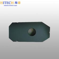 Fabrik-Lieferanten-refraktäre Schöpflöffel-Plättchen-Gatter-Platte für Großverkauf