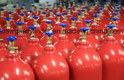 68L del cilindro de CO2 de exportación del sistema de supresión de incendios a Vietnam