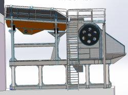 Usine de broyage de pierre Quarry usine Usine de transformation globale
