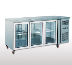 Sachverständiges Manufacturer von Commercial Kitchen Bench Refrigerator Fridge
