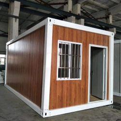 Facile installé 3x6m assembler préfabriqués Portable conteneur amovible Mobile Mobile modulaire Maison pour bureau temporaire