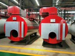 O melhor preço água quente alimentadas a combustíveis sólidos/aquecimento a gás da caldeira de vapor