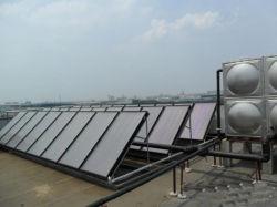 상업적인 큰 온수 압력을 가한 태양열 수집기/태양 에너지 수집가