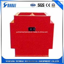 Separador magnético permanente chatarra de acero de maquinaria Mineral