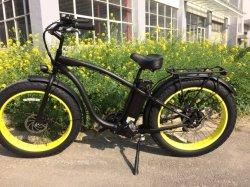 強力なエンジンが付いている脂肪質のタイヤの電気自転車