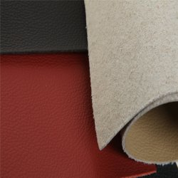Echt Leder Zoals Micro Fiber Leather Voor Autohoezen/ Accessoires Meubelen Sofa -St01