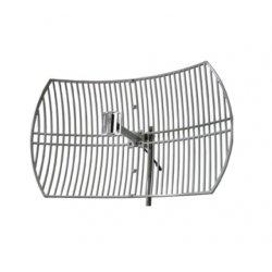 Antenna direzionale di WiFi di griglia parabolica di alta qualità 24dBi 2.4GHz di prezzi di fabbrica