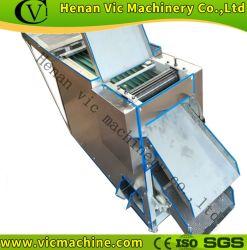 Graines de poivron en acier inoxydable de retrait de la machine de coupe
