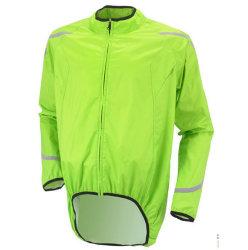 Tem Proteção Contra Chuva de Manga Longa Prova de Aluguer de Bicicleta Raincoat jaqueta