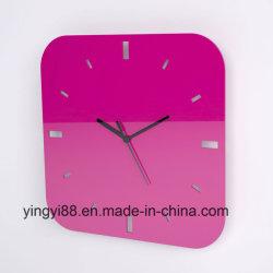 Relógio de parede em acrílico de qualidade super fábrica de Shenzhen