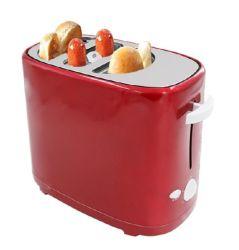 Utilisation d'accueil série rétro Pop up Hot Dog grille-pain