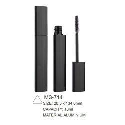 Los envases de cosméticos de aluminio de tubo contenedor de Mascara Lipgloss