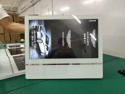Elevador de 27 polegadas para montagem em parede/Visor Digital Signage Publicidade