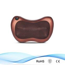 Hot vender Electric Shiatsu en 3D para amasar el cuello Hombro masajeador máquina Alquiler de Casa De viaje almohada de masaje con calor infrarrojo