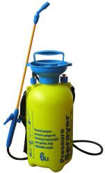 6L PE de la pression de jardin sac à dos pulvérisateur manuel (TF-6A)