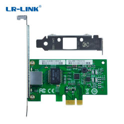 Scheda di lan della rete di PCI Express X1 10/100/1000Mbps 1*RJ45 Realtek (RTL8111F basati)