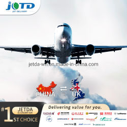 El envío de aire rápido&& de flete aéreo de carga aérea de China a East Midlands Airport, Eastmidlands, Reino Unido. La SRA.