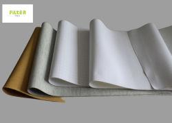 Pulse-Jet Filterbeutel Polyester/Acryl/PPS/Nomex/Fiberglas/PTFE/P84 Nadelfilz