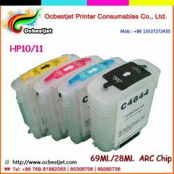 (Pour le HP940) de remplissage de cartouche d'encre pour HP Officet 8000 8500, l'imprimante Cartouche compatible avec la puce à l'Arc