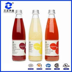 음료 음식 자체 접착 라벨 스티커 인쇄 태그 유기농 레몬 음료