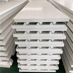 Panneau isolation sous vide gorgées de bord des panneaux isolants structurels
