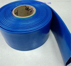 Ведущие Manufacuturer размером от 1 дюйма на 10 дюймов 4 бар шланг ПВХ Layflat высокого давления