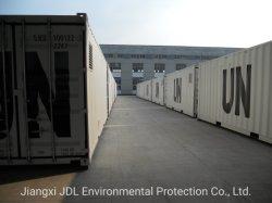 Tratamento de Águas Residuais em pacote Fmbr conteinerizada tratamento biológico de águas residuais das instalações de tratamento de águas residuais do equipamento de tratamento de esgoto da MBR