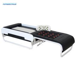 Ningde Crius V3 thérapie thermique 4 têtes de massage du rouleau de jade de la Tourmaline chauffage périphérique sain de l'hôpital Lit de massage de Jade / Table de massage
