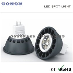 4W LED MR16 conductivité High-Thermal plastique (GN-B-1018)