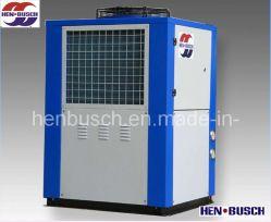 저온 상자 - 공기 냉각기 유형