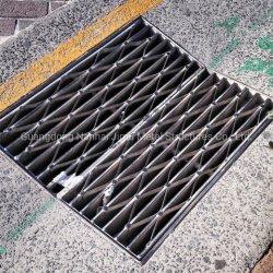 غلفن انحدار حارّ واد مصبّع تصريف فولاذ [غرتينغ] فتحة تغطية