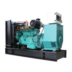 남자 Weichai Cummins Engine 메탄 Biogas 천연 가스 LPG 발전기