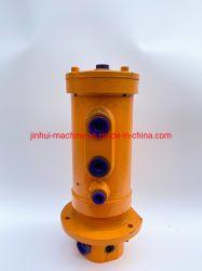 Connettore rotativo Dh180 Dh200 Dh220 della parte girevole dell'escavatore del centro dell'oscillazione idraulica della giuntura