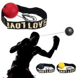 Reflexgeschwindigkeits-Locher-Kugel MMA Sanda, das Reaktions-Handmuskel-Trainings-Verpacken-Kugel-Eignung-Gerät anhebt