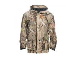 Commerce de gros Mens Outdoorwear Woodland camouflage d'hiver de vêtements de chasse