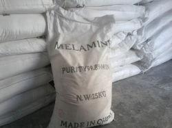 Melamine Dishes를 위한 멜라민 Powder (99.8%Min)
