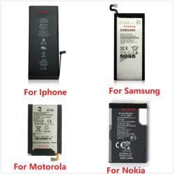 200 Dollar als Geschenk-Qualitäts-Batterie bestimmt für iPhone/Batterie Samsung-/Huawei/Xiaomi/Oppo/Vivo/Tecno Apple, Abwechslungs-Handy-Batterie