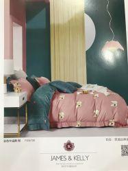 Textil hogar clásico Edredón Sábanas de algodón 100%