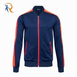 Fabrik-Polyester-kundenspezifische Firmenzeichen-Entwurfs-Mann-Mantel-Sportkleidung-Kleidung