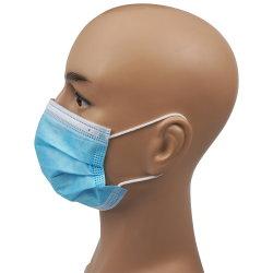 Производство на заводе Европы США заводская цена 3 слоев маску для лица одноразовые хирургические маски и протоколы испытаний на складе маска оптовая торговля
