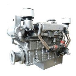 4 Tempos de Xangai 600 CV 1000 diesel marítimo interno HP Jet Motor eléctrico de barco