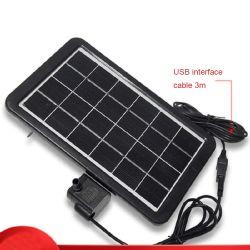 Miniruhiger Mikrobewegungsversenkbare schwanzlose Solarwasser-Pumpe