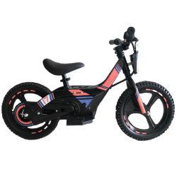 """12 pouces enfants moto 24V 14"""" Les enfants de l'équilibre Vélo électriques"""